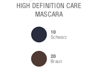 High Definition Care Mascara