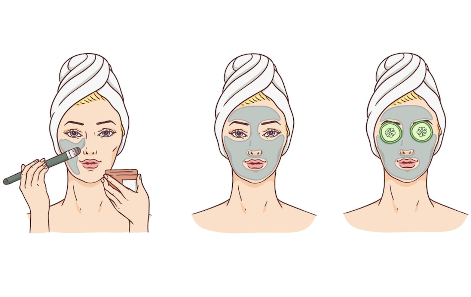 Masken & Packungen
