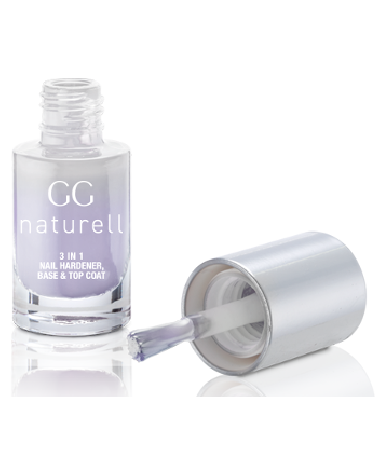 Gertraud Gruber 3 in 1 Nail Hardener Base & Top Coat