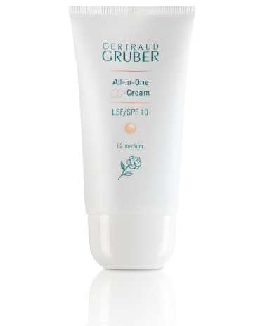 Gertraud Gruber All-In-One CC-Cream 02 medium