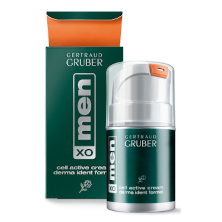 Gertraud Gruber menXO cell active cream