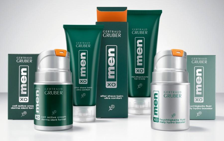 Gertraud Gruber Kosmetik MenXO - Männer Kosmetik
