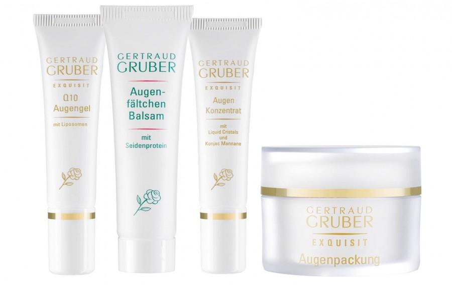 Gertraud Gruber Kosmetik Produkte für Augen, Lippen und Hände